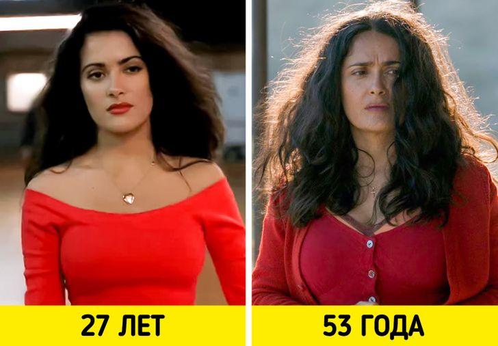 Как выглядели 15+ культовых актрис в своих звездных и последних ролях