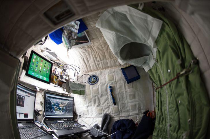 7правил астронавтов НАСА, следуя которым вывсегда будете высыпаться