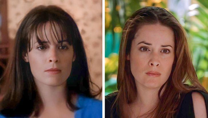 Мы сравнили 12 культовых персонажей сериалов 1990–2000-х в их первом и последнем эпизодах