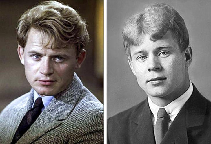 13 случаев, когда удачный грим и свет превратили актера в близнеца его персонажа. Правда, и без таланта не обошлось