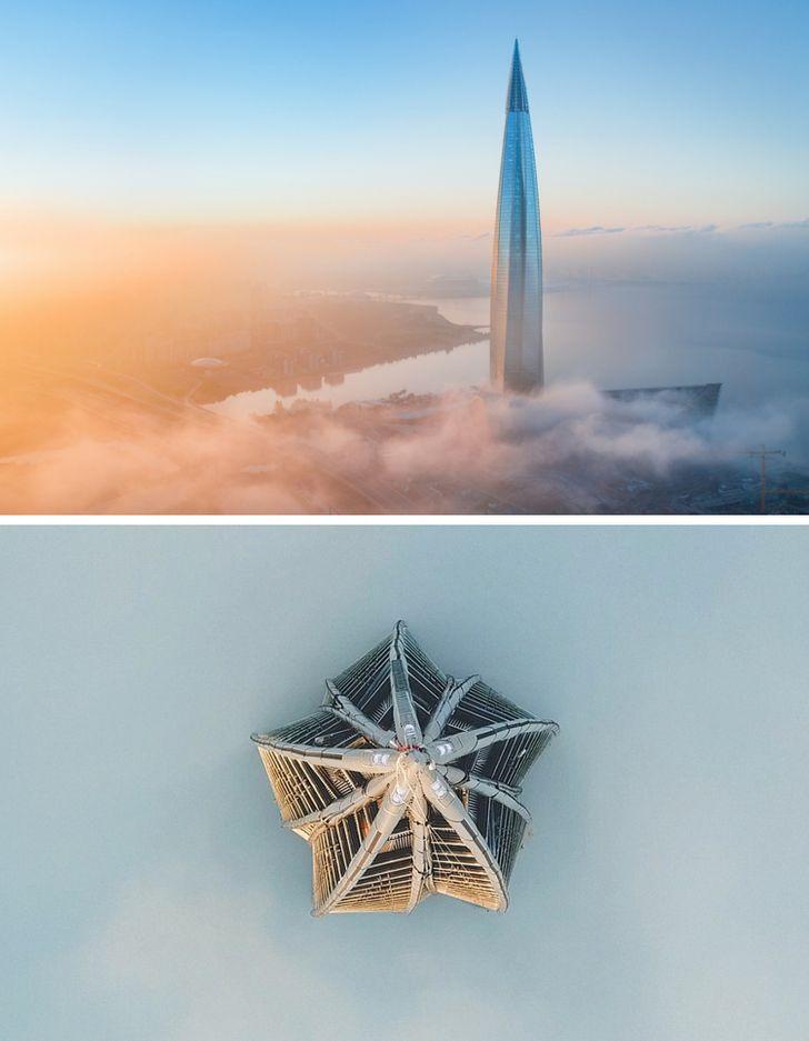 13головокружительных небоскребов, которые потрясли мир