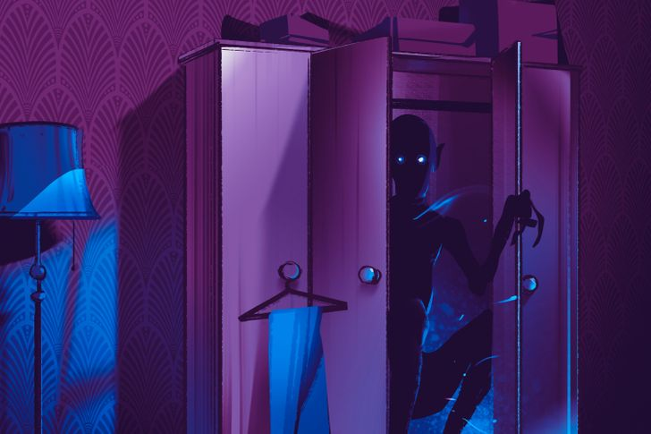 Тест: Выберите изображение и узнайте, о чем говорит ваш бессознательный страх