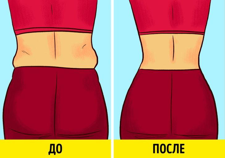 Одно простое упражнение для тех, кто хочет красивое тело, но терпеть не может планку