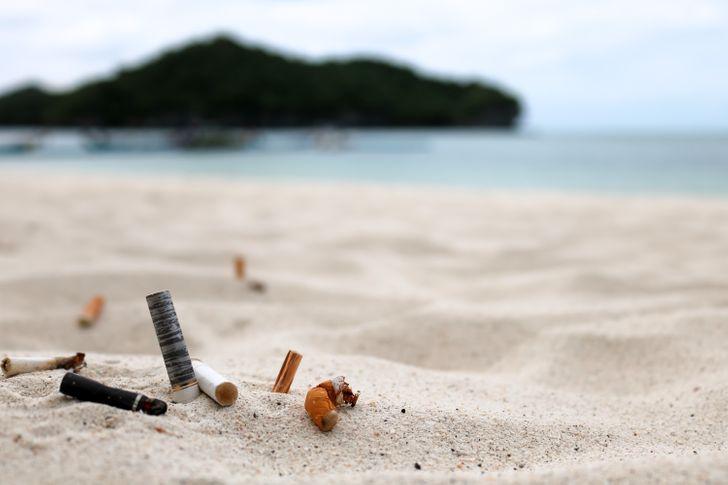 Греческая Астипалея стала первым островом вмире, где запрещено курить, иэто обнадеживает