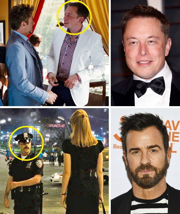 11 раз, когда в фильме появилась звезда мирового масштаба, но это заметили лишь самые внимательные