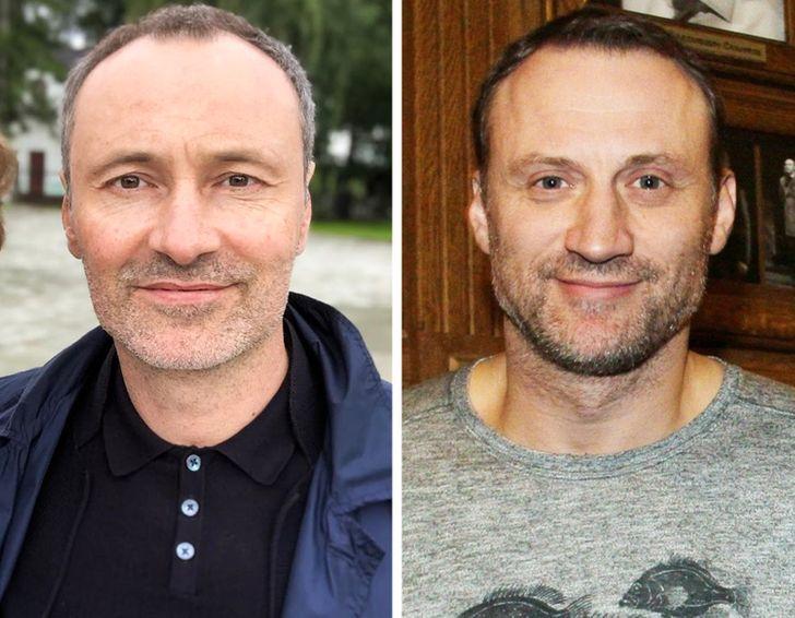 Мы нашли 11 пар российских знаменитостей, которых очень легко перепутать