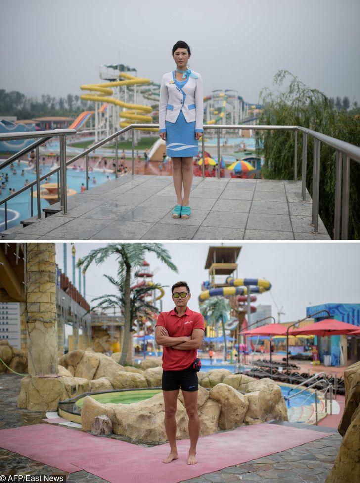 Фотограф продемонстрировал миру сходства иразличия Северной иЮжной Корей. Иони способны впечатлить