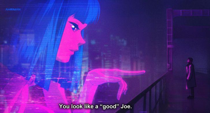Посмотрите, как выгляделибы наши любимые фильмы, еслибы поним рисовали аниме