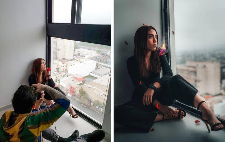 20+ кадров, которые доказывают, что иногда смекалка фотографа решает все