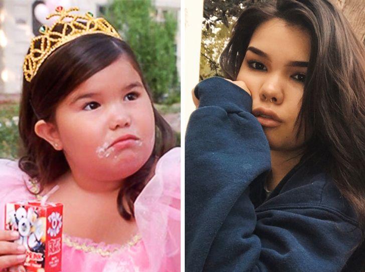 Как изменились девочки-актрисы, которых когда-то каждый знал влицо