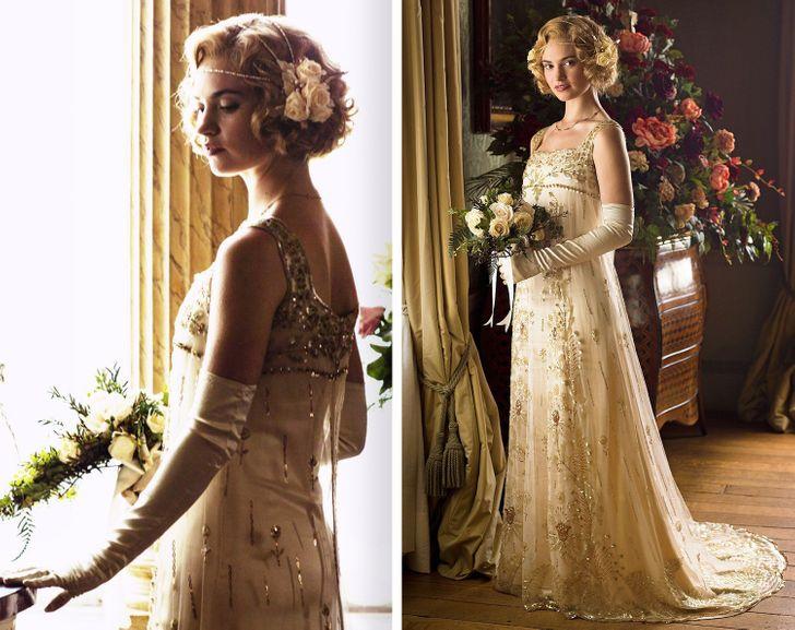 19 киногероинь, чьи свадебные платья вошли в историю моды