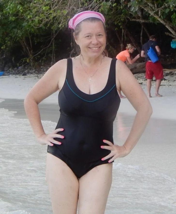 Я толстела от одного взгляда на еду, пока не поняла свою ошибку. Мне 41, и я готова поделиться опытом, как мне удалось сбросить 52 кг