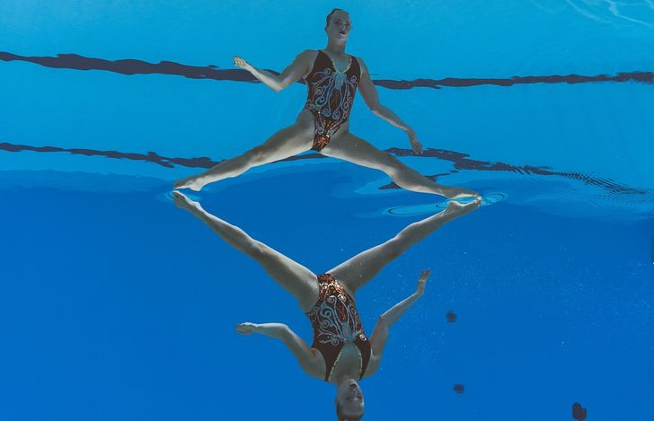 13 секретов синхронного плавания, о которых не знает никто, кроме спортсменов