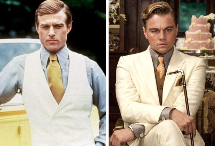 Посмотрите на актеров, которые сыграли одну и ту же роль. У кого получилось лучше?