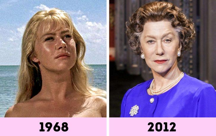Посмотрите, как изменились внешность и амплуа известных актеров со времен их первой роли