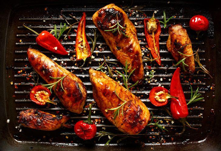 9крутых рецептов маринада для идеального куриного шашлыка