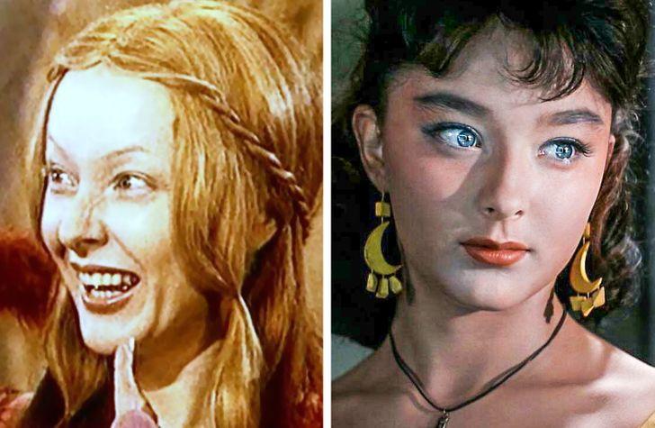 17 очаровательных отечественных актрис, которые не побоялись сыграть дурнушек