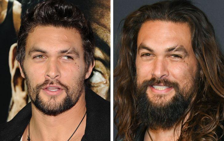 25+ ярких актеров, которые с длинными волосами становятся практически другими людьми