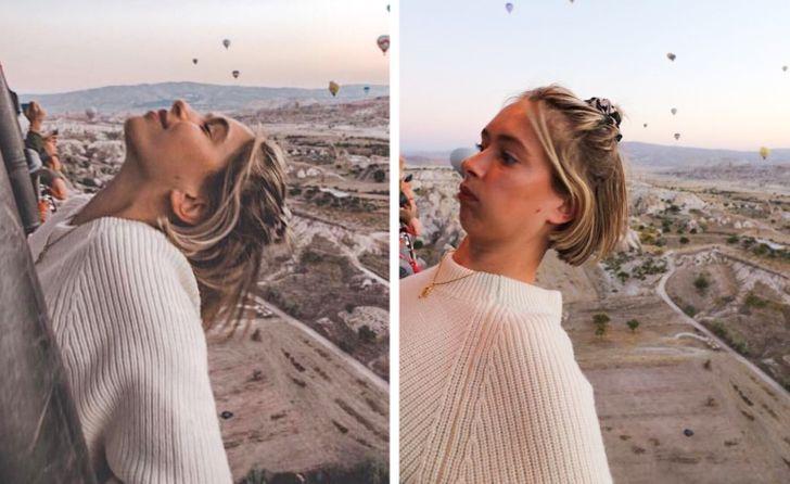 Звезда инстаграма не побоялась показать, что происходит за кадром ее идеальных фото