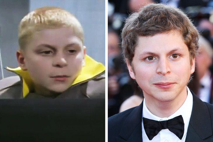 Посмотрите, как выглядели известные актеры задолго до наград и красных дорожек