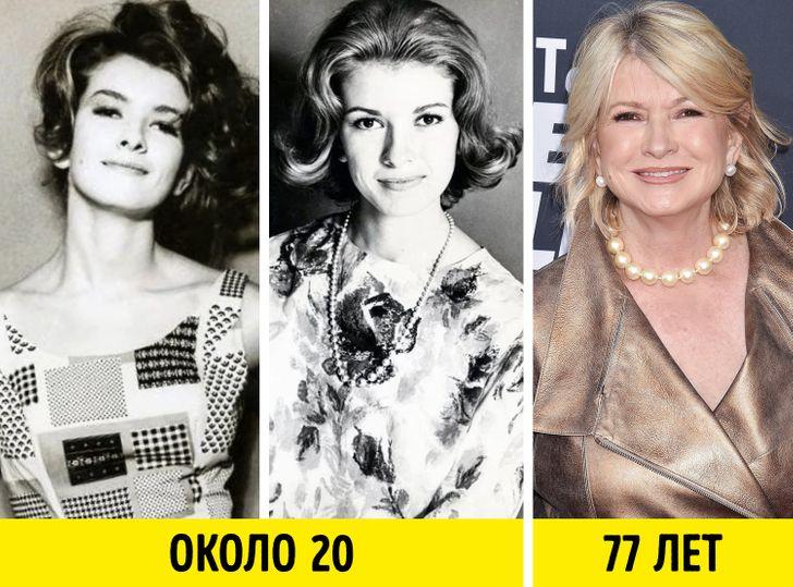 19 звезд, которых знает весь мир, но все забыли, как они выглядели в молодости