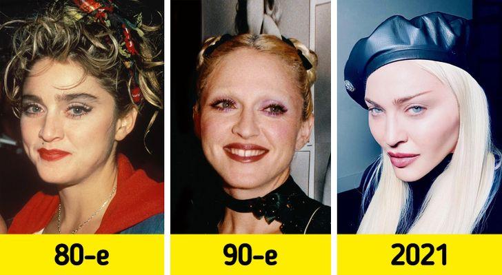 16 примеров, когда форма бровей изменила лица знаменитых женщин покруче любой пластики