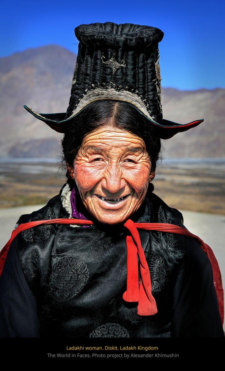 15+ фото, которые показывают красоту исчезающих народов мира. Еще чуть-чуть и они останутся только на портретах