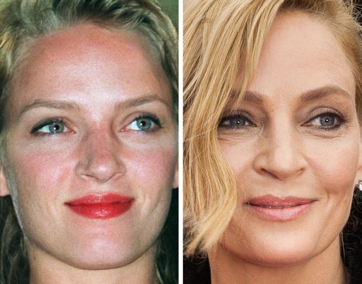 17 фото, которые покажут, какие следы оставило время на лицах обожаемых нами звезд