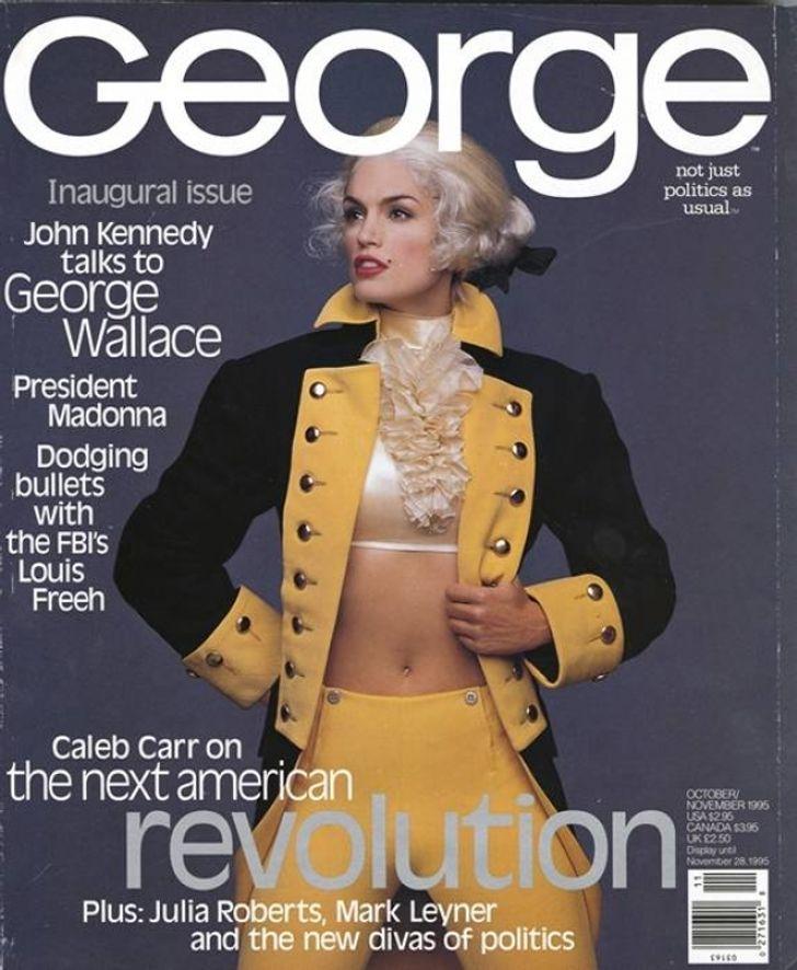 9 провокационных обложек журналов, которые привлекли к себе массу внимания публики