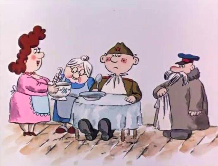 20+отечественных мультфильмов, откоторых взрослые получат больше удовольствия, чем дети (Часть 2-я)