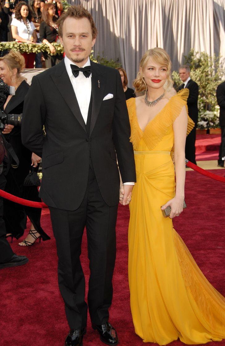 15 пар с красной ковровой дорожки «Оскара», о которых мы вспоминаем с ностальгией