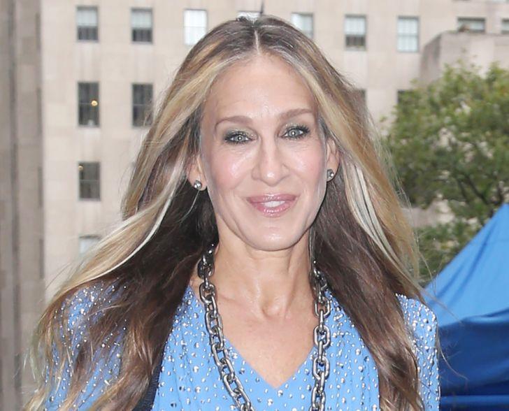 Как выглядят 15 самых красивых знаменитостей в возрасте 40+ по версии простых женщин
