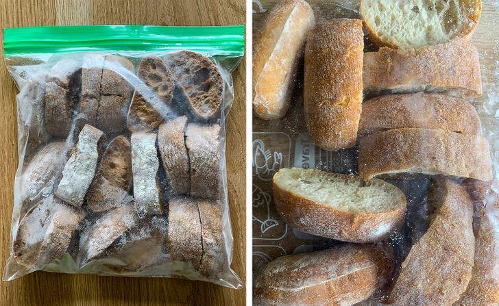 Я проверила, какие блюда и продукты хорошо переносят заморозку, а какие теряют свои свойства