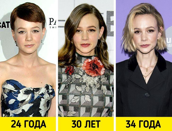Как менялся стиль 18 знаменитостей с начала карьеры и до сегодняшнего дня