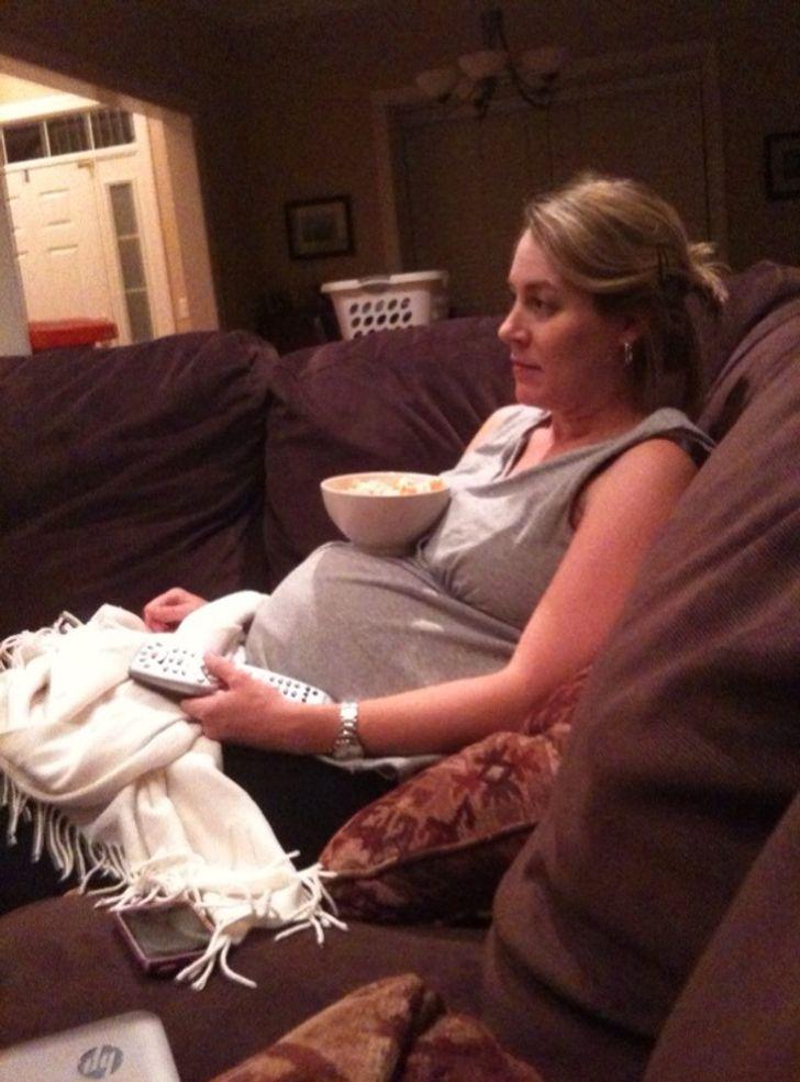 17забавных доказательств того, что беременность— тоеще веселье