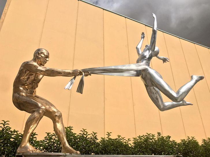 17 шедевров скульптуры, на которые хочется смотреть затаив дыхание