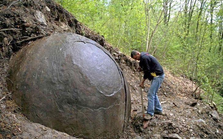 8необычных вещей, которые случайно были найдены влесу