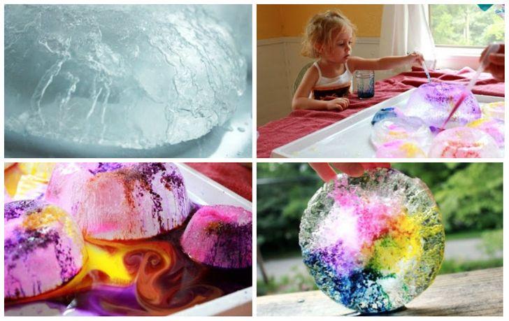 8волшебных опытов, которые заставят детей ахнуть