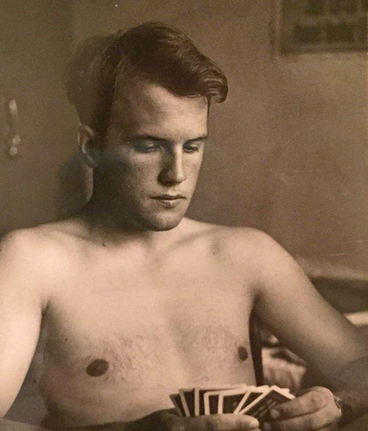 25 завораживающих фотографий, которые лучше слов расскажут об очаровании мужчин прошлого столетия