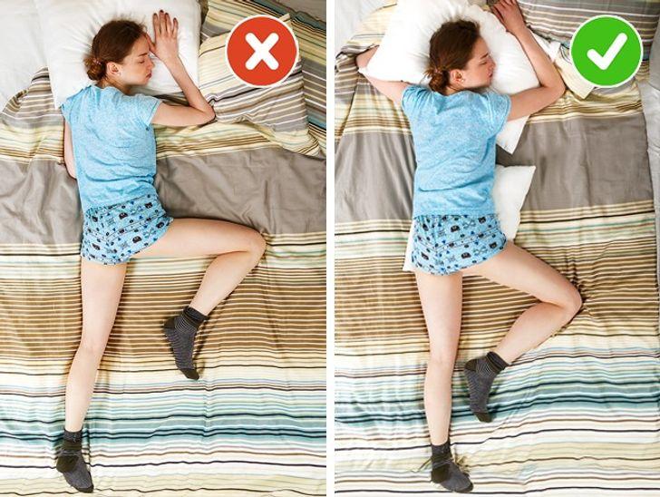 Как спать влюбимой позе инеиметь проблем создоровьем