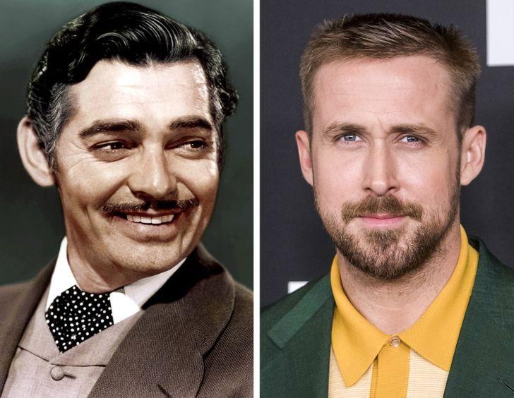 Как выглядят современные актеры извездыXX века водном возрасте