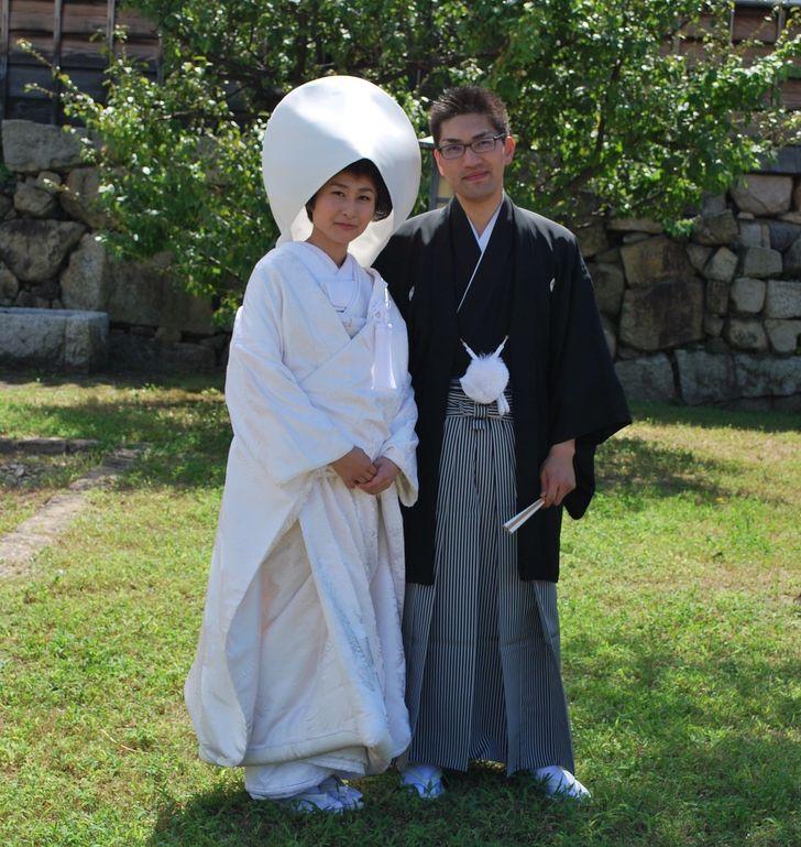 10+ свадебных образов, которые перевернут ваше представление о традиционных невестах