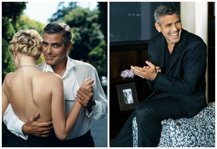 George Clooney Naked Fakes