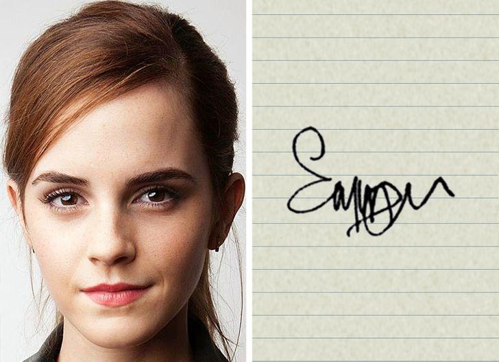 Посмотрите на15необычных автографов знаменитостей (Вконце статьи будет самое неожиданное)