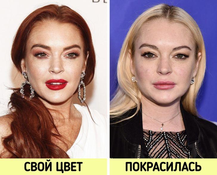 16 рыжих актрис примерили другой цвет волос и доказали, что именно огненная шевелюра — их визитная карточка