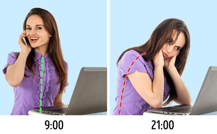 9повседневных привычек, из-за которых разрушается позвоночник