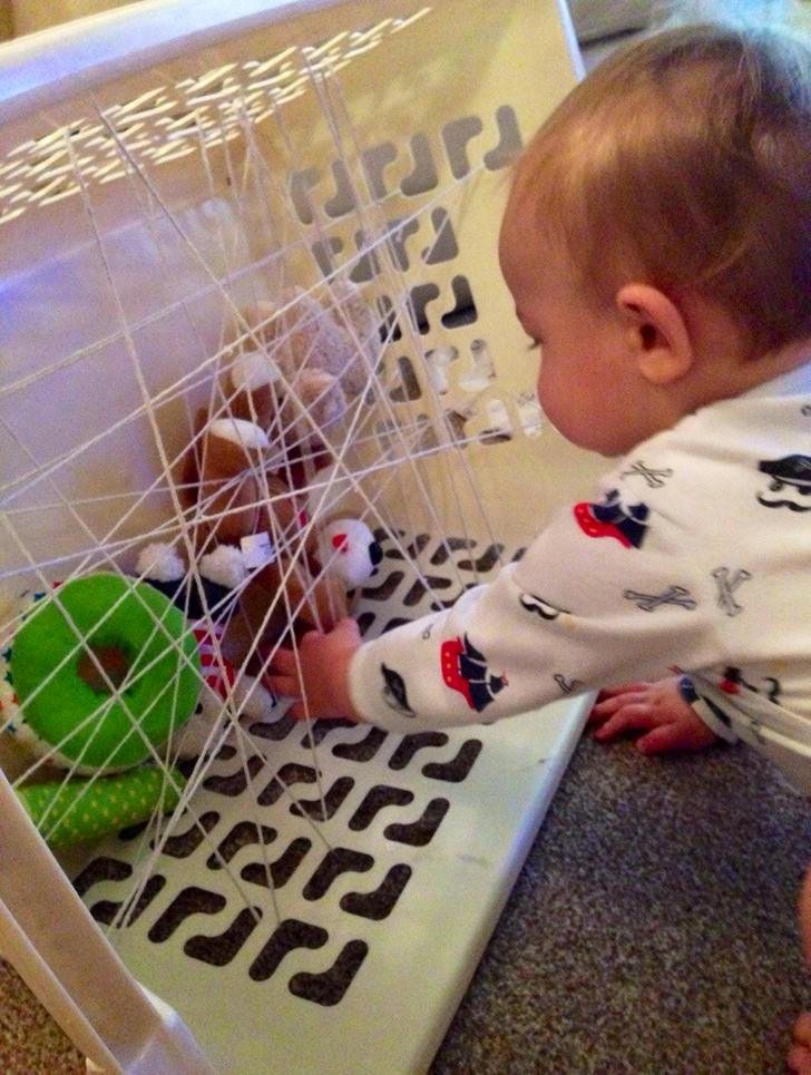 10способов занять вашего малыша