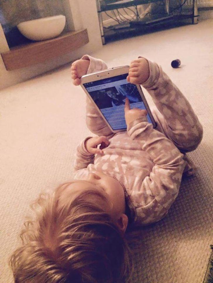 23доказательства того, что дети— маленькие гении