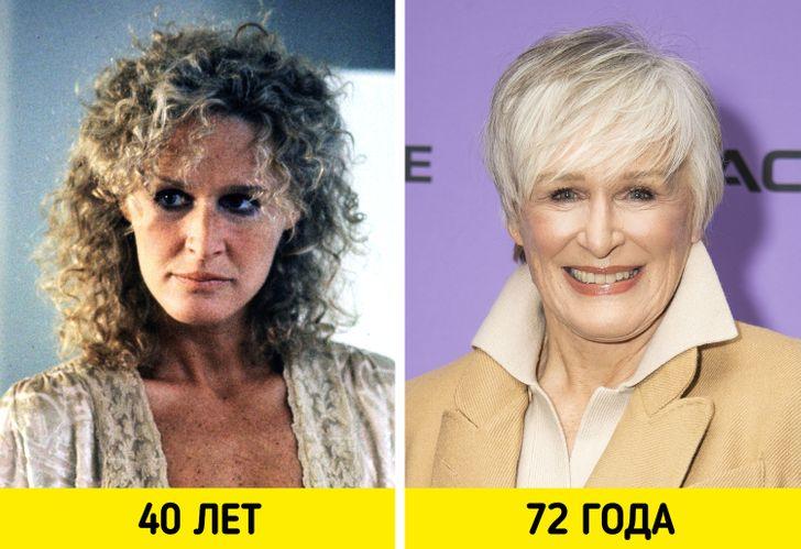 12 актеров и актрис, которые по-прежнему в строю несмотря на солидный возраст