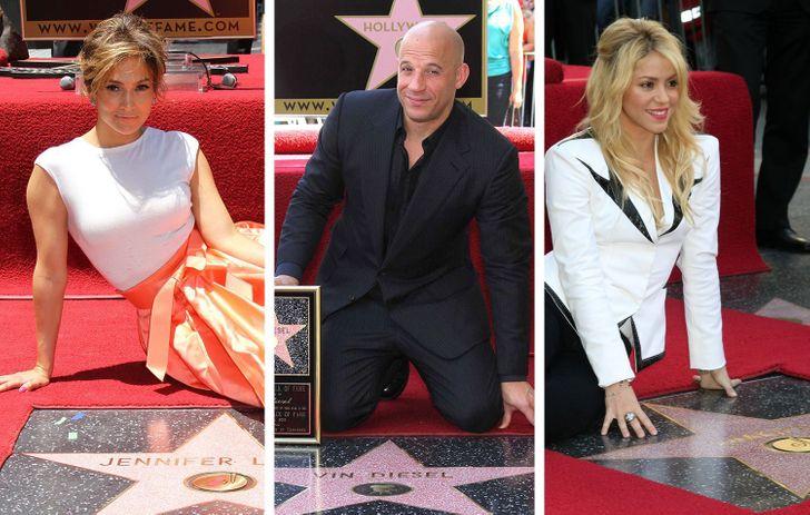10 знаменитостей, которые отказались от звезды на голливудской «Аллее славы»